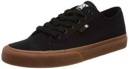 DC Shoes Manual-für Herren, Zapatillas Hombre, Negro, 41 EU