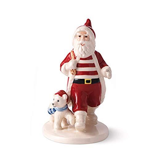 Annual Figurine 2020, Statuina Babbo Natale