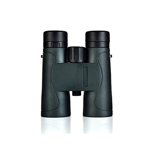 Bdesign Jumelles Pliantes compactes 10x42 avec imperméable for Adultes/Enfants/extérieur/Observation des Oiseaux/Voyager/Faire du Tourisme/Chasse/Observation des Oiseaux