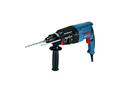 Bosch Professional 06112A3070 GBH 2-26 (230 V), Marineblau