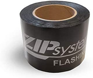 Huber ZIP System Flashing Tape   Self-Adhesive Flashing for Structural Panels, Doors-Windows Rough Openings   3.75 in x 90 ft