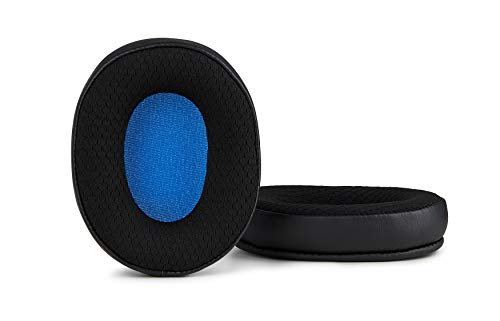 Ear Pads Compatible with Audio Technica ATH-G1, ATH-G1WL Audio Technica ATH-M50X M40X M30X and M20X Headphones. Protein Leather | Soft high-Density Foam | Nylon Mesh | Easy Installation