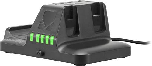 SPEEDLINK Quad Multi-Charger für Nintendo Switch - USB-A-Verbindung - Mehrfach-Ladegerät - schwarz SL-330004-BK