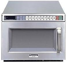 Panasonic NE12523 Panasonic Commercial Heavy Duty Microwave - 1200 Watts - NE12523