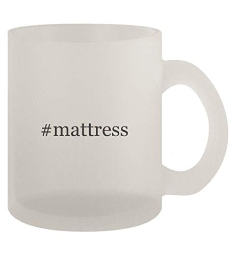 #mattress - 10oz Frosted Coffee Mug Cup, Frosted