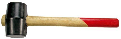 SW-Stahl 50701L - Martillo de goma (250 g)