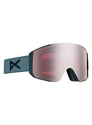 Burton Sync Gafas de Snowboard, Hombres, Gray/Sonarsilver