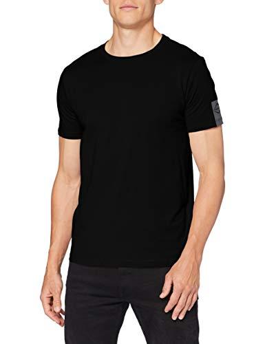 REPLAY M3135 .000.2660 Camiseta, 98 Negro, L para Hombre