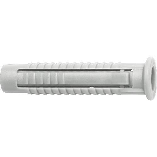 Apolo Mea 96Fx - Taco de Nylon Multimaterial Tipo Fx Diámetro 6 Mm, 100 Unidades