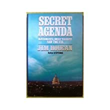 Secret Agenda: Watergate, Deep Throat, and the CIA