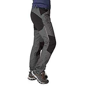 ZOOMHILL Mens Pro Hiking Stretch Pants