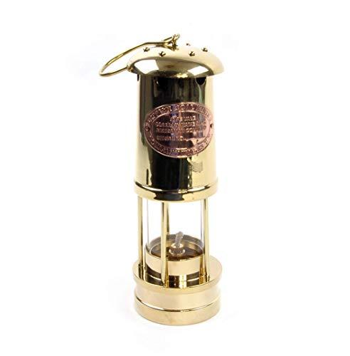 Lámpara minera, 24cm