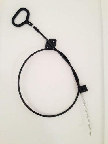 Câble de remplacement pour fauteuil inclinable universel – Une exposition 12,1 cm de long avec Spring- globale 102,9 cm