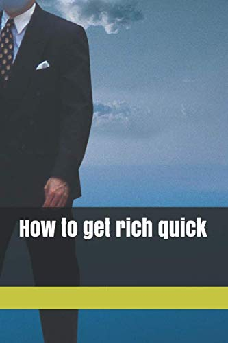 How to get rich quick: Activity Journal coworker (Office Journal)