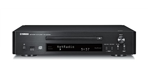 Yamaha CD-NT670 HiFi CD player Nero