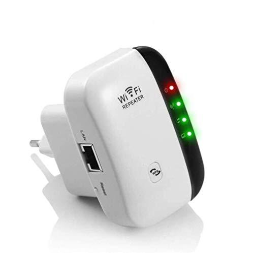 Yingpai-WiFi Wireless Repeater WiFi Super Booster, weiß, 8 x 5 x 7 cm