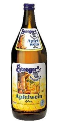 Stengers Apfelwein Klar 6 x 1 Liter inkl. 0,90€ MEHRWEG Pfand