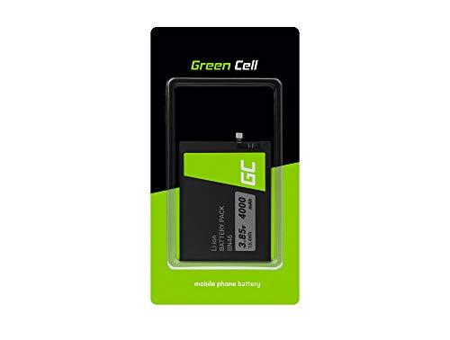 Batería de repuesto interna Green Cell BN46 compatible con Xiaomi Redmi 7 / Redmi Note 8/ 8T | Li-Ion | 4000 mAh 3.8 V | Batería de reemplazo para teléfono móvil del smartphone | Recargable