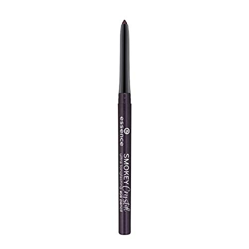 essence - Eyeliner - smokey crystal ultra longlasting eye pencil - 04 amethyst