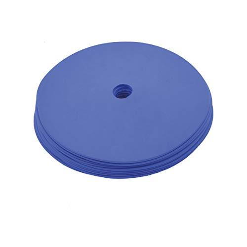 Cawila - Discos marcadores, indicadores de suelo, color 10er blau, tamaño Ø 15cm