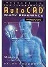 Illustrated AutoCAD Quick Reference for Release 13/ DOS