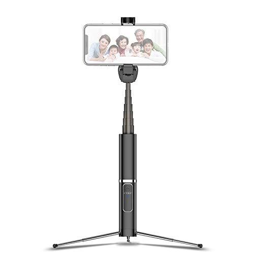 N\A Remote Control Phone Selfie Stick One-piece Wireless Bluetooth Selfie Stick With Hidden Tripod. hefeizanen