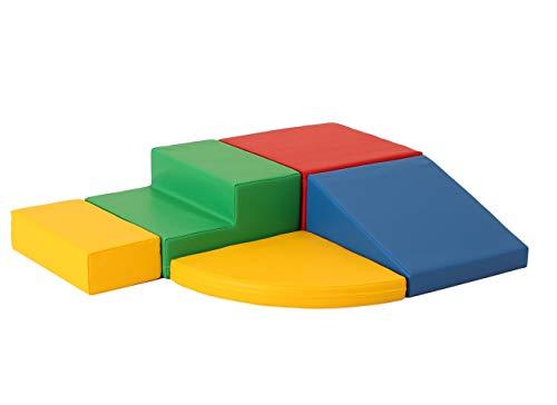 IGLU 5 XL Modules de Motricité Blocs de Construction en Mousse Jouets éducatifs