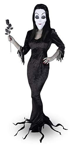 my other me Disfraz de Morticia Addams para Mujer (S)