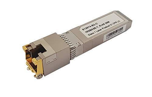 CONBIC® 813874-B21-C - Módulo transceptor 10GBASE-T RJ45 30M compatible con HPE