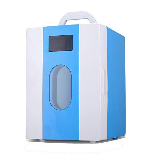 10L Mini Nevera portátil, Camping Coolers Bolsos Frescos, Fresco eléctrico Box, Compacto,...