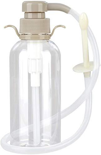 Darmreinigungs-Set | LWBN Premium Einlauf-Set für Darmeinlauf | Einlaufbecher zur Reinigung des Darms | Komplettes Irrigator-Set für Darmeinlauf | Klistier-Einlauf zur inneren Reinigung