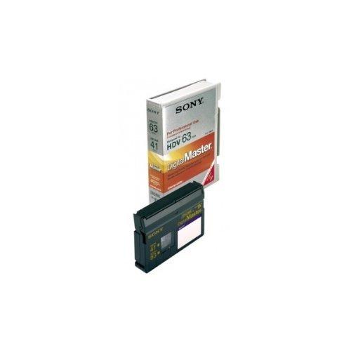 SONY PHDVM-63DM/2 ミニHDV/DVCAMテープ 63分 10本