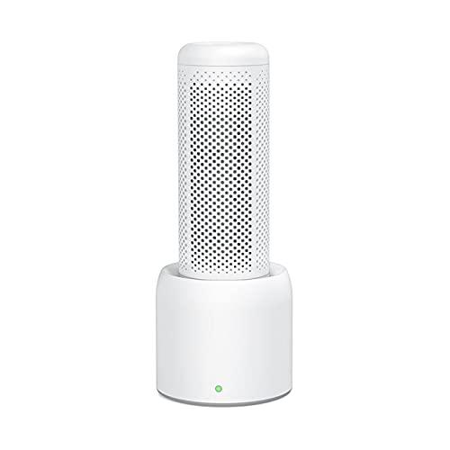 GDYJP Mini Dehumidifier, Safe Safe Detachable Heating Base Design,Portable Dehumidifier for Home,RV, Bathroom, Closet, Car (Color : White, Size : One Size)