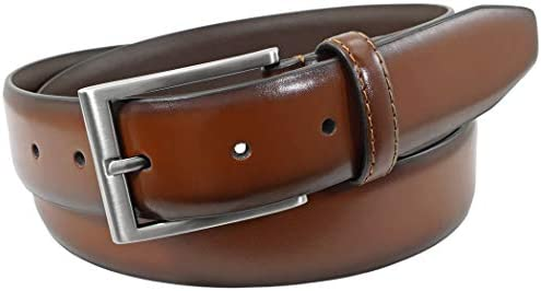 Florsheim Men s Carmine 33mm Leather Dress Belt scotch 34 product image