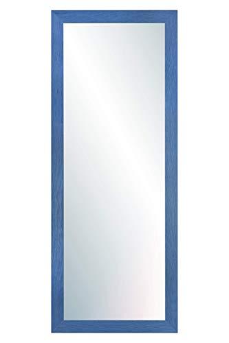 Chely Intermarket, espejo de cuerpo entero 35x100cm(42,50x107,50 cm) Azul/Mod-146, ideal para peluquerías,...