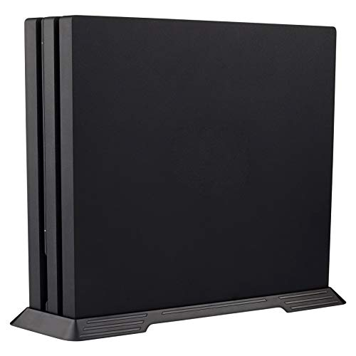 eXtremeRate Supporto Base Stand Verticale per Playstation PS4 PRO Console(Nero)