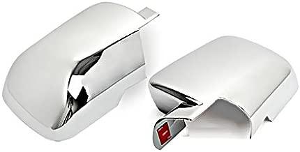 MaxMate Fits 04-13 Nissan Titan/05-12 Armada Chrome Mirror Cover