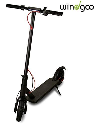 Airel Elektroller Erwachsene | Klapproller 250W | Elektroroller Rück- und Frontscheinwerfer | Elektro Scooter Klappbarer | Elektro Scooter 25Km/H