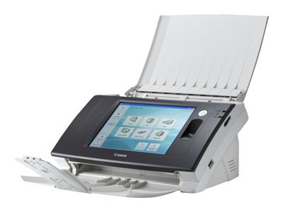 Canon Scanfront 300p Sheetfed Scanner - 24-bit Color - 8-bit Grayscale - Usb - Ethernet - Energy St