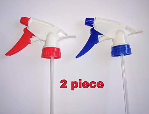 Plastic Water Spray Nozzle Trigger for Bottle, 10 cm Set of-2 Pieces | Spray Gun | Sprayer | Spray for Bottle |