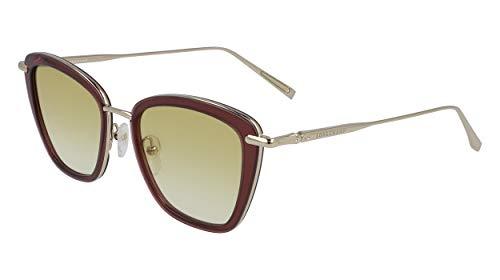 Longchamp LO638S, Acetate Occhiali da Sole Ruby Unisex Adulto, Multicolore, Standard