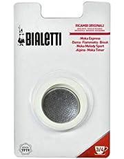 Bialetti 0800003 - Filtro de café (Filtro de café, 4 Pieza(s))