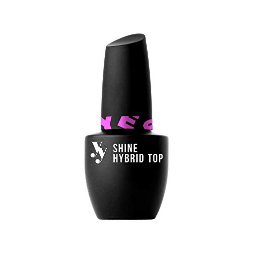 YES!YOU - Shine Hybrid Top - Top coat ibrido lucido, 15 g