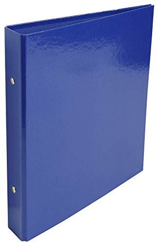 Exacompta 51029E Iderama libro Ring (rivestito in cartone, formato A5, 30mm) A5 / 2 anelli colori assortiti