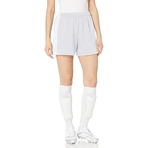 adidas Women's Soccer Condivo 16 Shorts, White/White, X-Large