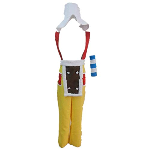 Noblecos Usopp Years Cosplay Costume Carnaval...