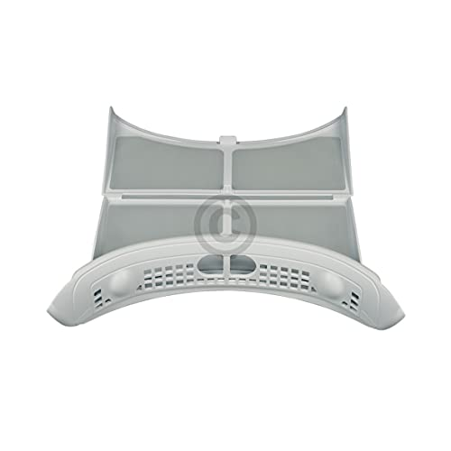 DL-pro Filtro per aspirapolvere Whirlpool Bauknecht Ignis 481010423761, filtro per asciugatrici, filtro a lancia, filtro fine per asciugatrici, asciugatrici, pompa di calore
