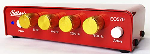Why Choose Bellari EQ570 Audio Equalizer