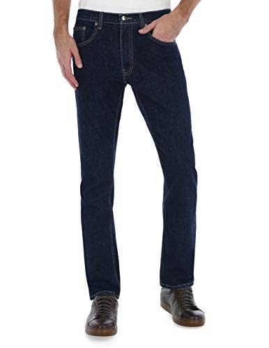Jeans Regular Fit Azul Violaceo 31-32