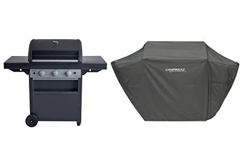 Bâche de Recouvrement Grille Housse pour Barbecue Imperméable Barbecue Couvercle